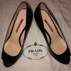 Like New Prada Wedges